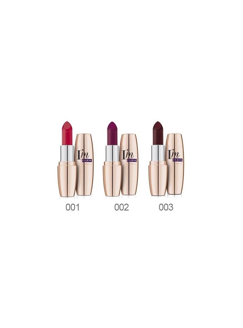 Pupa Milano Paris Im Pure Colour Lipstick 3.5gr