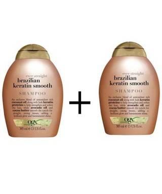 Organix Brazilian Keratin Therapy Shampoo 385 ml