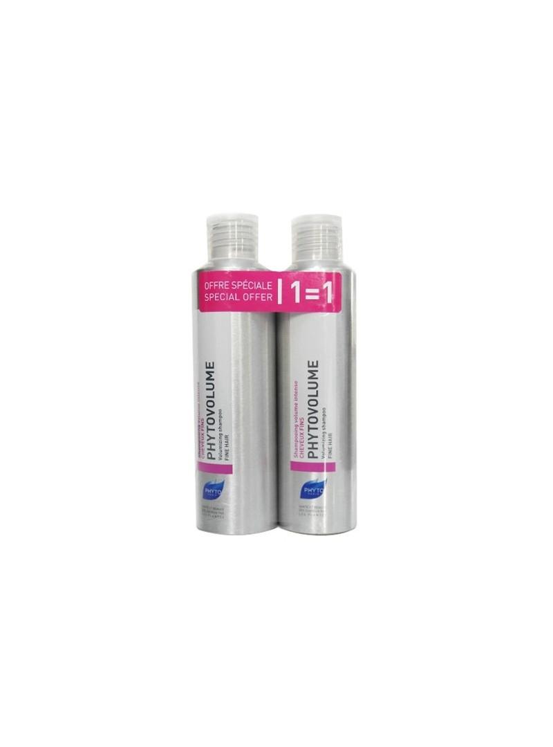 Phyto Phytovolume Shampoo 2x200ml