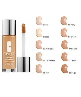 Clinique Beyond Perfecting Foundation+Concealer 30ml