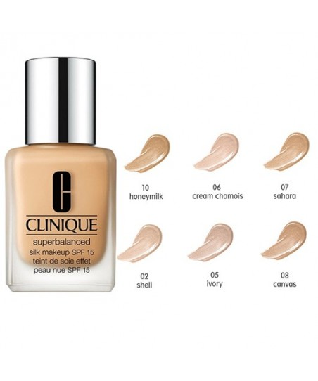 Clinique Superbalanced Silk Makeup Spf15 30ml