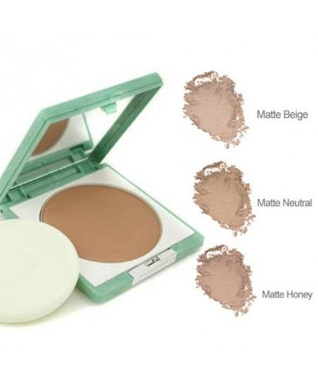Clinique Superpowder Double Face Pudra