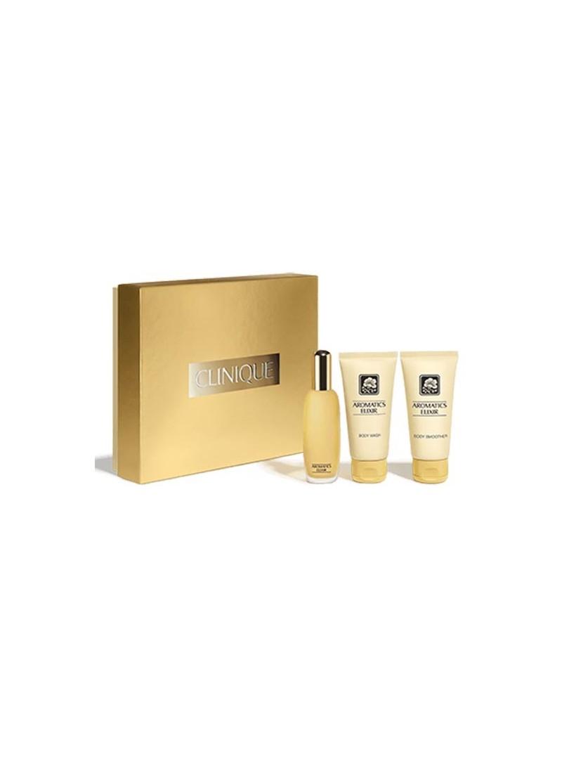 Clinique White Ribbon Aromatics Elixir Parfüm Seti