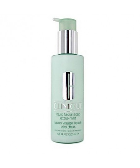 Clinique Liquid Facial Soap Extra-Mild 200 ml
