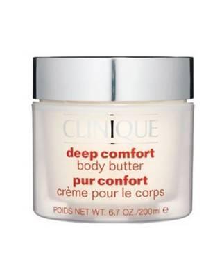 Clinique Deep Comfort Body Butter 200ml - Vücut Kremi