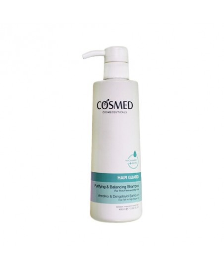Cosmed Hair Guard Arındırıcı ve Dengeleyici Şampuan 400ml