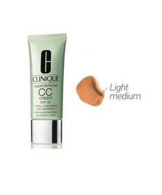 Clinique Superdefense CC Cream Spf30 15ml- Lİght Medium