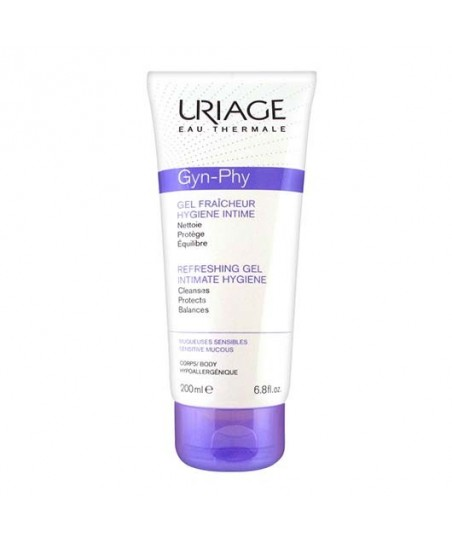 Uriage GYN PHY intimate Hygiene Protective Cleansing Gel 200 ml - Temizleyici Jel