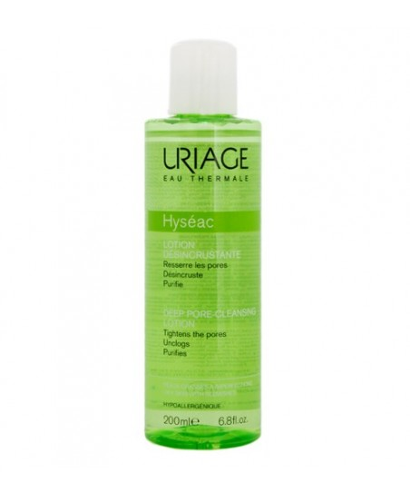 Uriage Hyseac Deep Pore-Cleansing Lotion 200ml - Tonik