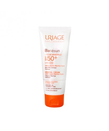 Uriage Bariesun Mineral Creme Spf50 - Güneş Koruyucu  Krem