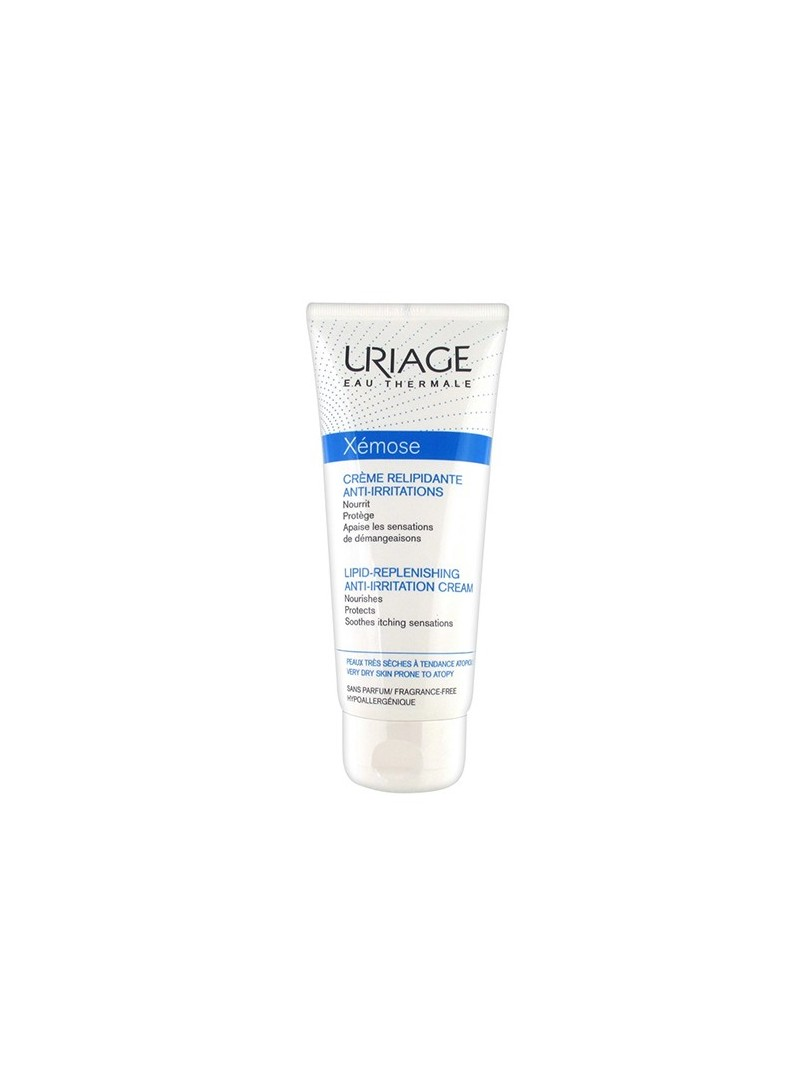 Uriage Xemose Lipid Replenishing Anti- Irrıtation Cream 200ml