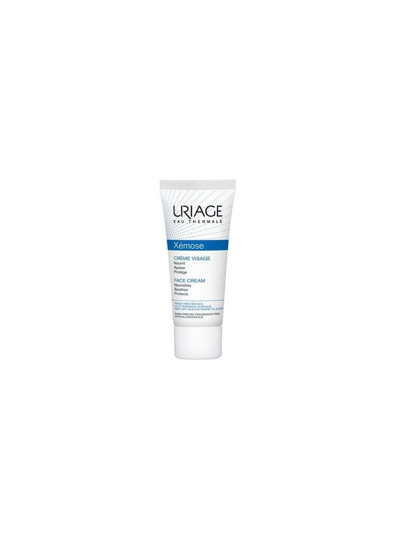 Uriage Xemose Face Cream 40ml - Nemlendirici Yüz Kremi