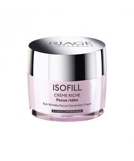 Uriage Isofill Wrinkle Focus Correction Riche Cream 50ml