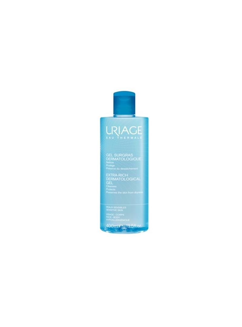 Uriage Surgras Liquide Dermatogique Gel 400ml