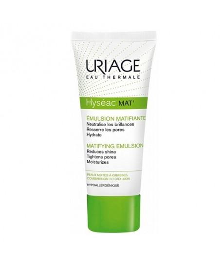 Uriage Hyseac Mat 40ml - Nemlendirici Emülsiyon