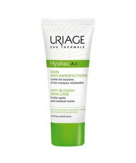 Uriage Hyseac A.I Anti  Blemish Skin Care 40ml - Bakım Kremi