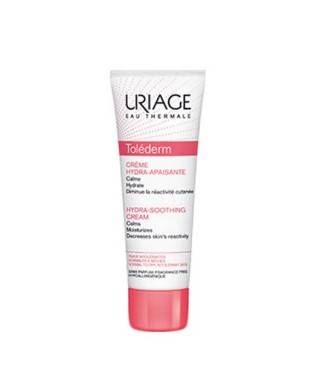 Uriage Tolederm Hydra-Soothing Cream 50ml - Bakım Kremi