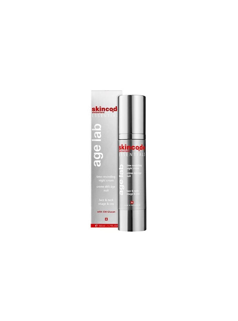 Skincode Age Lab Time Rewinding Night Cream 50ml - Gece Kremi