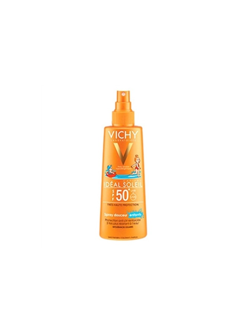 Vichy Ideal Soleil Spf50 Spray Douceur Enfants 200ml
