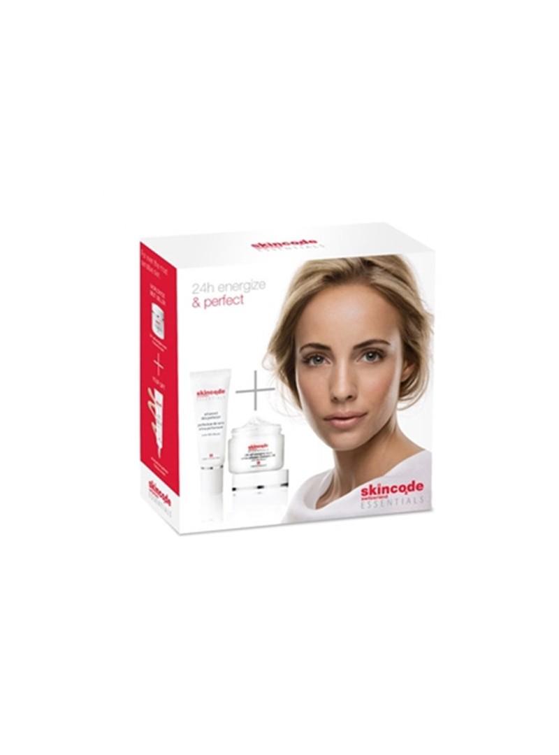 Skincode 24H Energize & Perfect Cilt Bakım SETİ