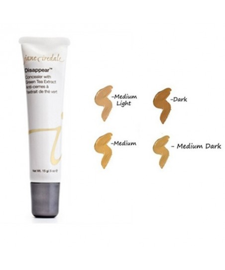 Jane Iredale Disappear Full Coverage Concealer 12 gr