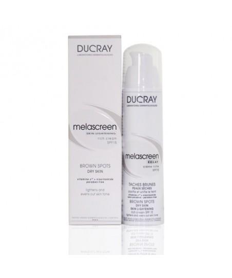 Ducray Melascreen Eclat Rich Krem Spf 15 40ml