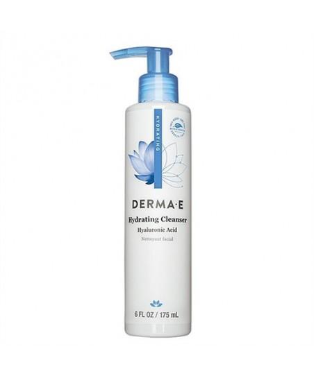 Derma E Hydrating Cleanser 175 ml - Nemlendirici Özellikli Cilt Temizleyici