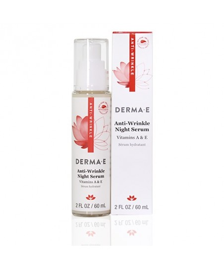 Derma E Anti Wrinkle Vitamin A Night Serum 60 ml