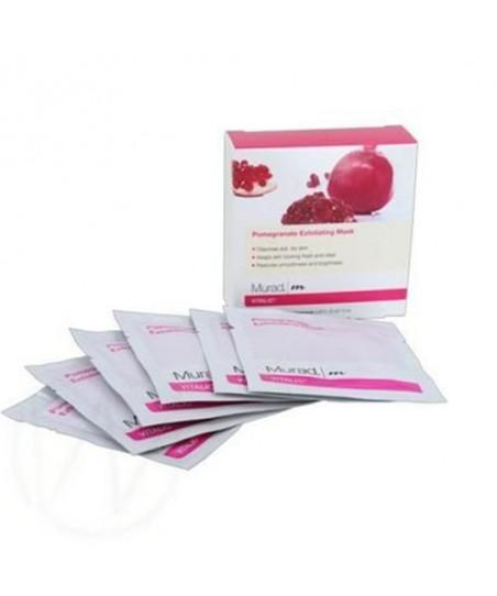 Dr Murad Pomegranate Exfoliating Mask 6 Adet - Nar Özlü Maske