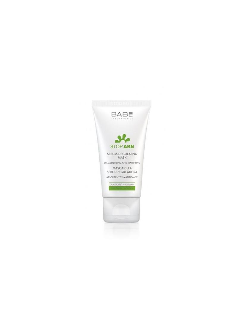 Babe Stop Akn Sebum-Regulating Mask 50 ml