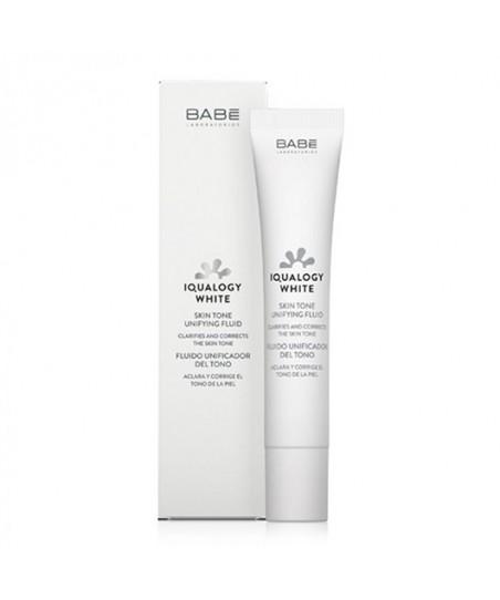 Babe Iqualogy White Skin Tone Unifying Fluid 50ml - Leke Dengeleyici