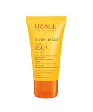 Uriage Bariesun Mat Fluid Spf50 Güneş Kremi 50ml