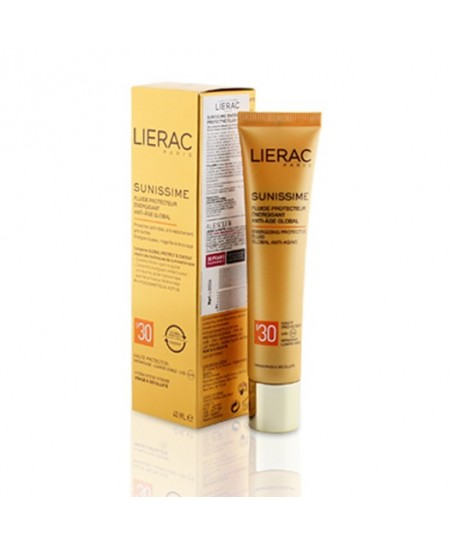 Lierac Sunissime Energizing Protective Fluid Spf30 40ml