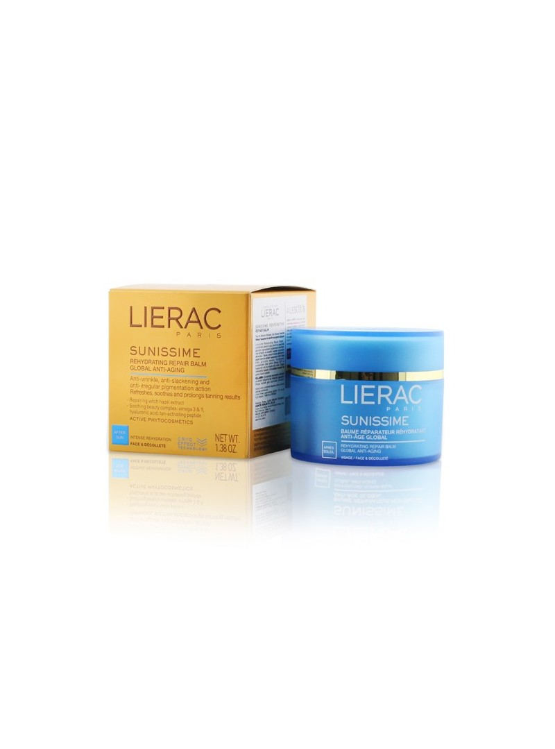 Lierac Sunissime Rehydrating Repair Balm 40ml - Bronzlaştırıcı Balsam