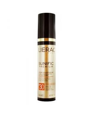 Lierac Sunific Premium Voluptuous Cream Global Anti Aging SPF30 50 ml