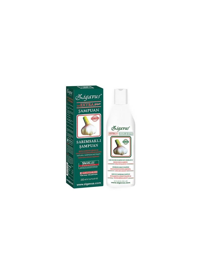Zigavus Kokusuz Extra Plus Sarımsaklı Şampuan 250 ml