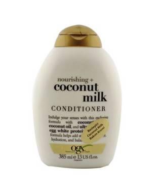 Organix Coconut Milk Conditioner 385ml - Besleyici Saç Bakım Kremi