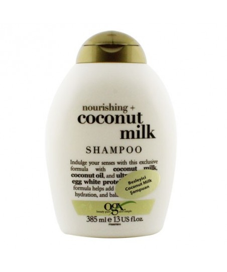 Organix Coconut Milk Shampoo 385ml