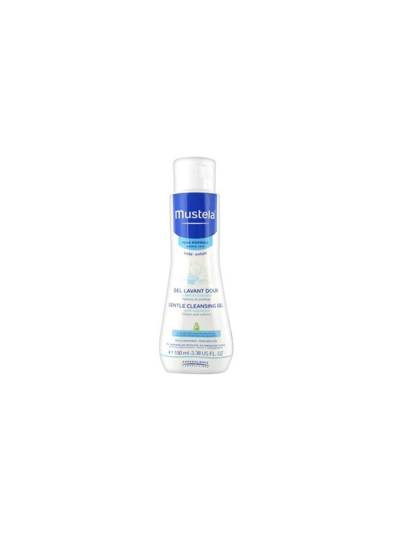OUTLET - Mustela Gentle Cleansing Şampuan - 100 ml Saç ve Vücut