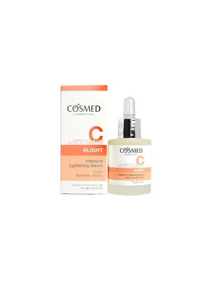 Cosmed Alight Intensive Lightening Serum 30ml - Aydınlatıcı Serum