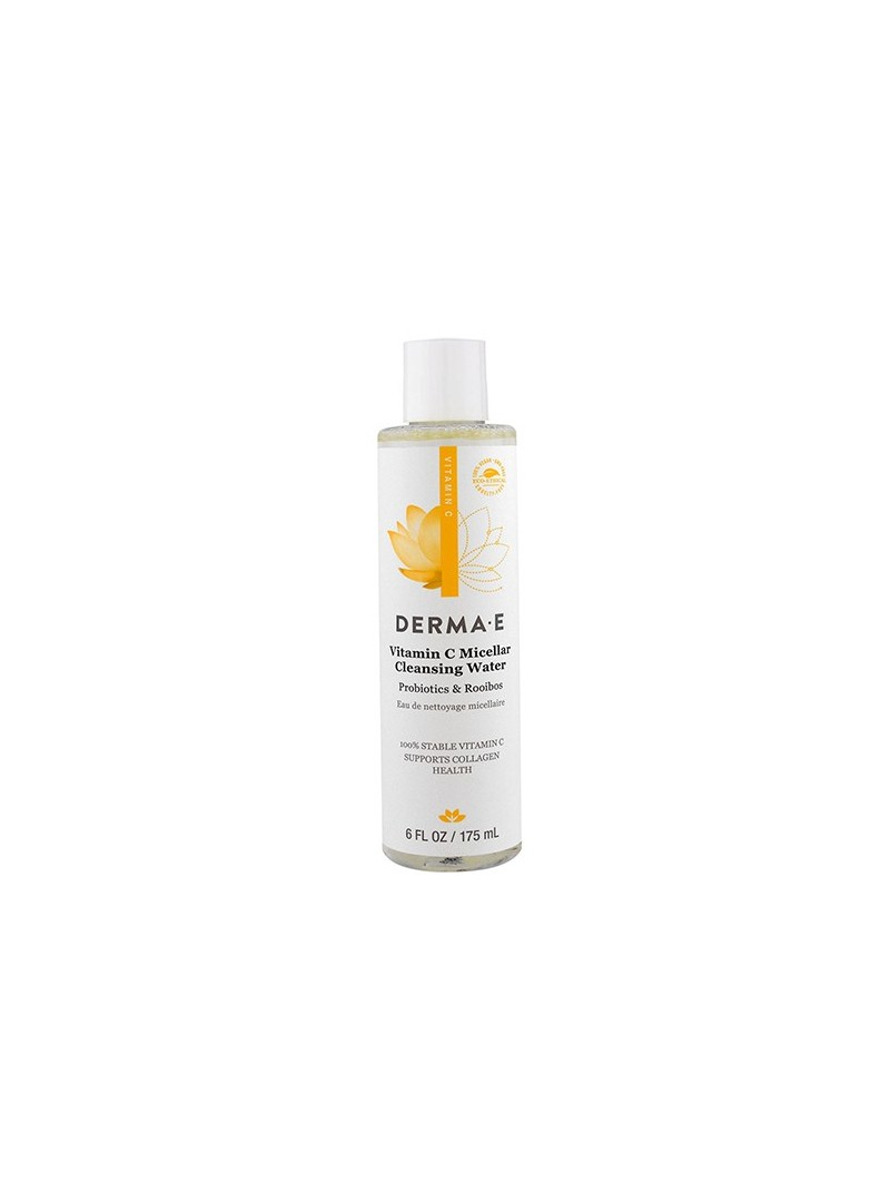 Derma E Vitamin C Micellar Cleansing Water 175ml