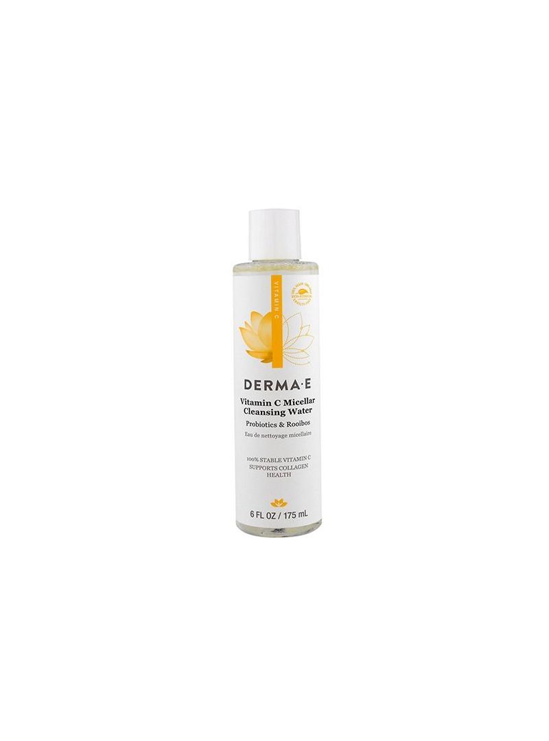 Derma E Vitamin C Micellar Cleansing Water 175ml