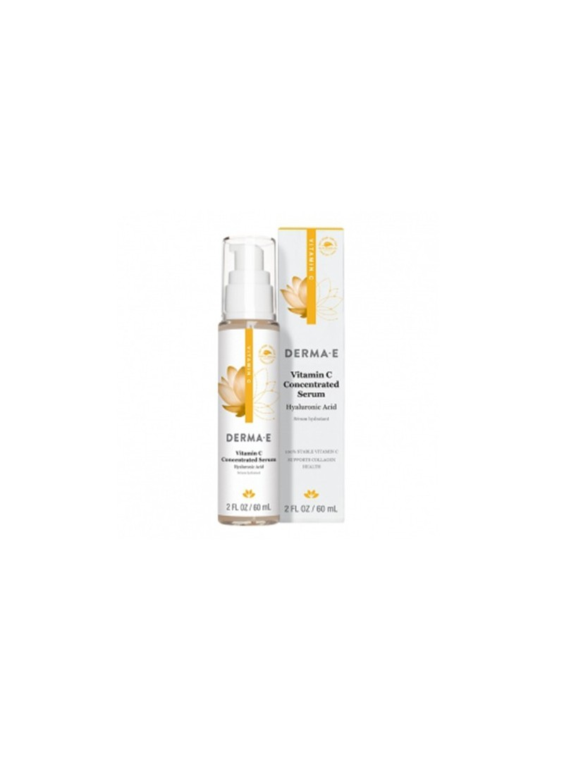 Derma E Vitamin C Concentrated Serum 60ml - Cilt Bakım Serumu