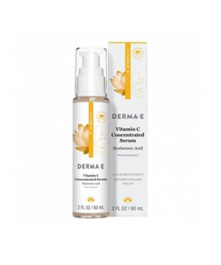 Derma E Vitamin C Concentrated Serum 60ml - Cilt Bakım Serumu