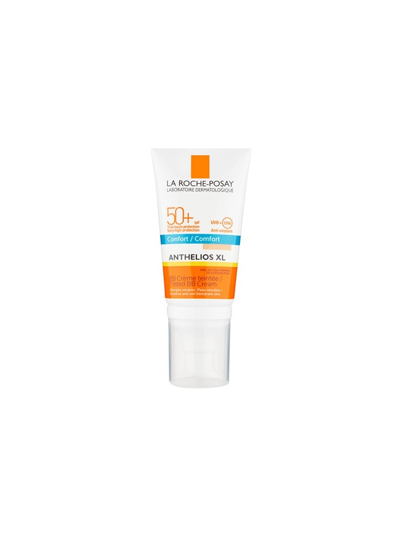 La Roche Posay Anthelios XL SPF 50+Comfort  BB Tinted Cream 50 ml - Güneş Koruyucu BB Krem