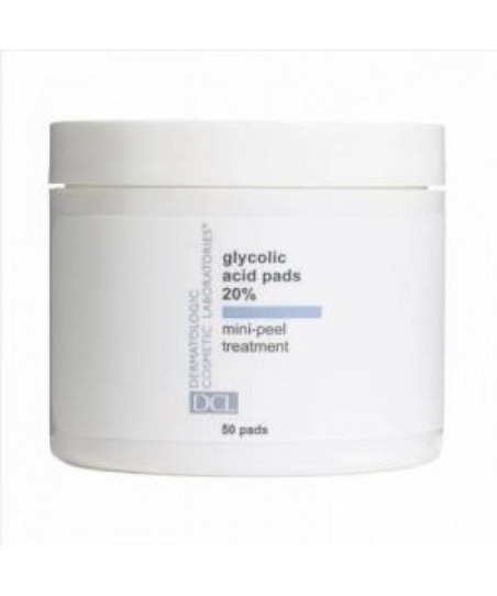 DCL Glycolic Acid Pads %20 50 Adet