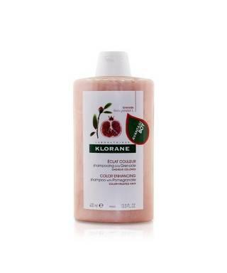 Klorane Nar Ekstresi İçeren Boyalı Saçlar İçin Renk Koruyucu Şampuan 400ml