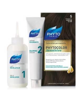 Phyto Phytocolor Sensitive Saç Boyası 5.3 Dore Açık Kestane