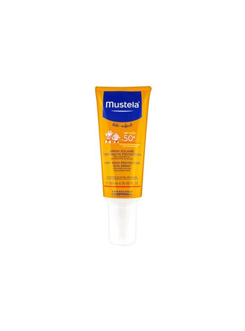 Mustela Very High Protection Sun Spray Spf50+ 200 ml