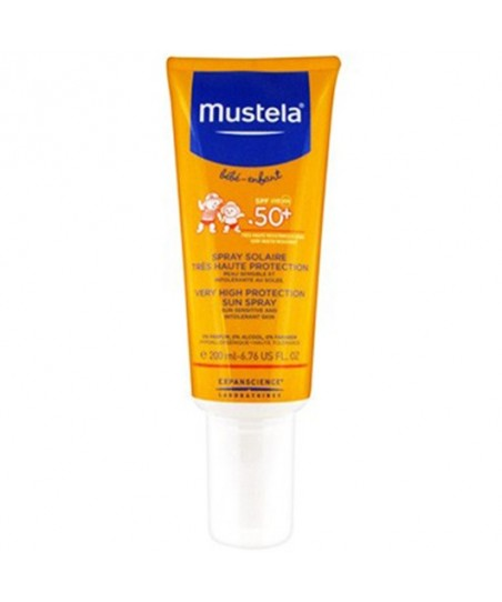 Mustela Very High Protection Sun Spray Spf50+ 200 ml